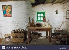 irish cottage interior stock photos u0026 irish cottage interior stock