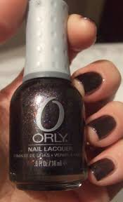 orly fowl play swatches everysensory and star kin