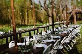 Reception Venues Okc Totally Chic Woodland Wedding In Oklahoma City Junebug Weddings