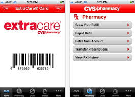 cvs pharmacy app for android cvs adds loyalty card to its iphone app cult of mac