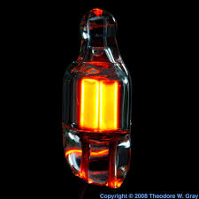 Tiny Lamps by Facts Pictures Stories About The Element Neon In The Periodic Table