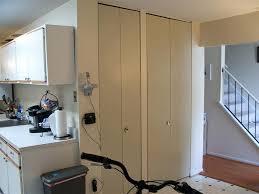 Pivot Closet Doors Closet Disappearing Closet Doors Appliance Accordion Kitchen