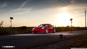 nissan 370z wallpaper hd nismo 370z vossen vvs cv2 hd desktop wallpaper widescreen