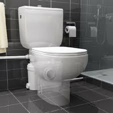 Bath  Shower Saniflo Basement Bathroom Systems Saniflo What - Kitchen sink macerator