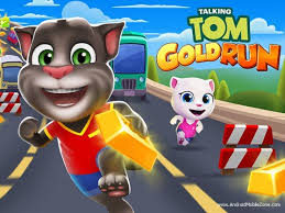 talking android talking tom gold run apk v1 9 0 1134 mod money unlocked