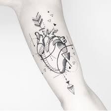 modern art tattoo
