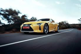 lexus lc 500 review motor trend first drive 2018 lexus lc 500 and 500h automobile magazine