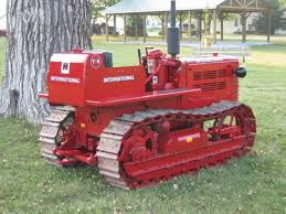 for sale ih crawler tractors ih construction equipment red