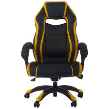 desk chair gaming cheap merax high back spacious racing style swivel gaming chair