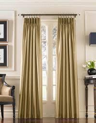 Living Room Curtains Silk Marquee Faux Silk Pinch Pleat Drapery Curtainworks Com
