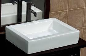 Undermount Rectangular Vanity Sinks Plush Design Porcelain Bathroom Sinks Awesome Sink Ceramic Kitchen