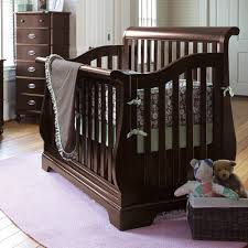 Convertible Sleigh Crib Mix And Match Built To Grow Convertible Sleigh Crib And Nursery