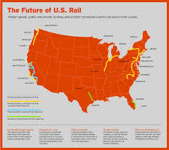 Amtrak Usa Map the bullet train that could change everything u2013 next city