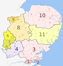 Map Of England by File East Of England Counties 2009 Map Svg Wikimedia Commons