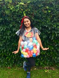 big plastic balloons jelly beans dress up mufti day as jelly belly jelly beans big