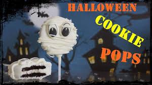 diy halloween oreo cookie pops mumien schnell u0026 einfach back