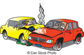 wrecked car clipart 1000 car accident vector clipart eps images