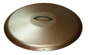 48 Inch Fire Pit by Aluminum Fire Pit Table Cover 48 Inch Copper