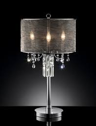 Crystal Desk Lamp by Classy Crystal Table Lamp Ok 5127t Super Home Surplus Store View