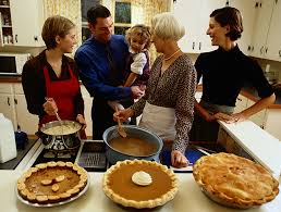 thanksgiving family traditions only curiosity how to be brave