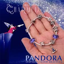 pandora style silver charm bracelet images For the disney loving child in me silver pandora style bracelet jpg