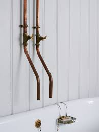 Outdoor Exposed Shower Faucet Trend Alert 10 Diy Faucets Made From Plumbing Parts Remodelista
