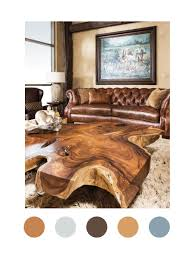 color trend sea glass blue rustic western furniture store