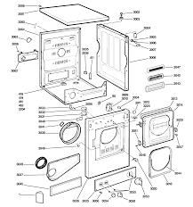 ge dryer backplate we1m194 partsreadyonline com