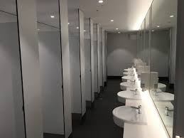 Commercial Restroom Partitions World Square Commercial Fitout Corvus Primesite