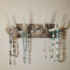 15 best storage images on antler jewelry holder deer