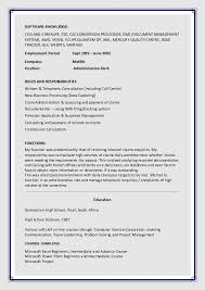 Resume Good Bachelor And Purchasing And Resume Best Sales Manager Resume
