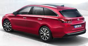kereta hyundai ioniq hyundai i30 tourer new c segment wagon revealed