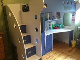 Nika Loft Bed From Jysk  One Year Old Excellent Condition - Jysk bunk bed