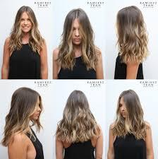 Sunkissed Brown Hair Extensions by Sunkissed Highlights At Ramirez Tran Salon Ramirez Tran Salon