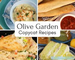 34 olive garden copycat recipes allfreecopycatrecipes