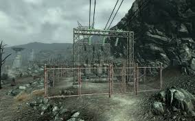 Dogmeat Fallout 3 Location On Map by Mdpl 05 Power Station Fallout Wiki Fandom Powered By Wikia