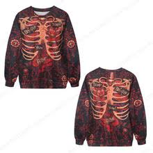 red skeleton hoodie reviews online shopping red skeleton hoodie
