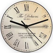 personalized wedding clocks 27 best cool clock ideas images on clock ideas wall