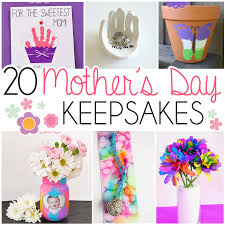 mothers gifts 20 s day keepsake gifts that kids can make i heart arts n