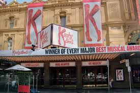 s boots melbourne exterior of majesty s theatre melbourne boots abc