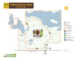 Prairies In World Map by Springfield Bog Metro Park Summit Metro Parks