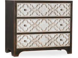 sanctuary 4 drawer console table hooker furniture living room sanctuary four drawer thin console