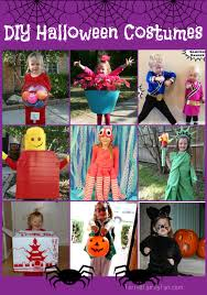 Fun Family Halloween Costumes by Diy Halloween Costumes For Kids