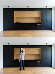 decoration cuisine decoration cuisine mélangez le noir le blanc et le bois
