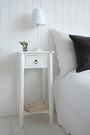 side table white bedside table with drawers white dressing table