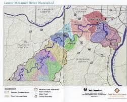 Flooding Missouri Map The River Will Rise Again Discussions Held About Future Flooding