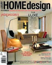 home interior magazines best home interior design magazine in home design m 35163