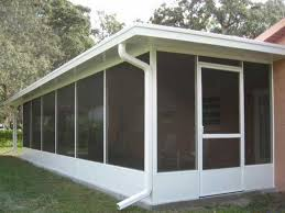Awning For Mobile Home Dacraft Dayton Ohio Residential Products Patio Enclosures