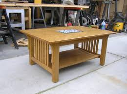 Craftsman Coffee Table Craftsman Style Coffee Table Elegant Modified Craftsman Style
