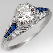 antique diamond rings images Vintage engagement rings antique diamond rings eragem jpg